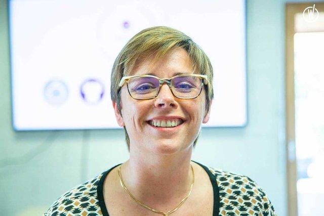 Rencontrez Sandrine, Responsable R&D - Ginkoia - DL Software