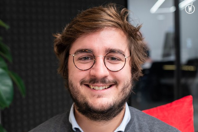 Rencontrez Nicolas, Sales Team Lead - notify °