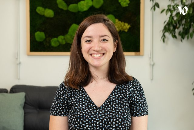 Meet  Lucie, Product Manager - Qomon