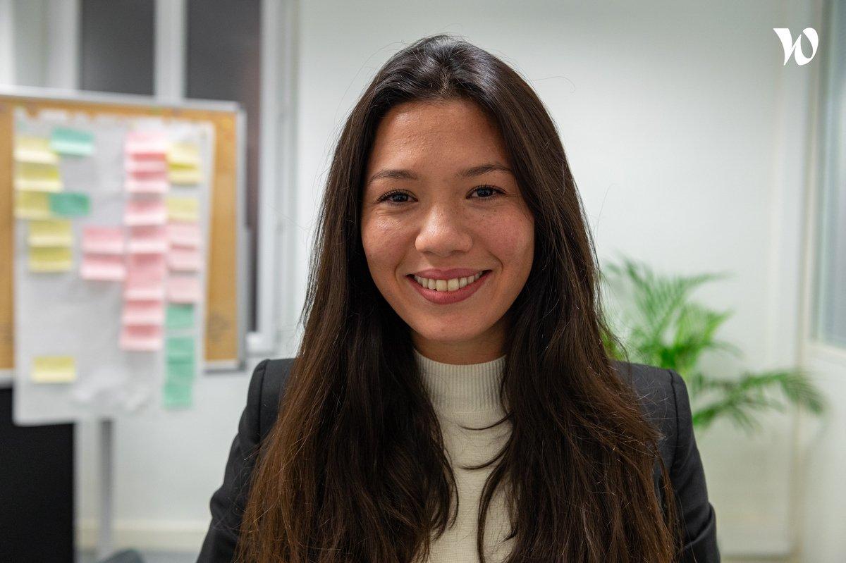 Rencontrez Emma, Directrice Innovation - Progexia