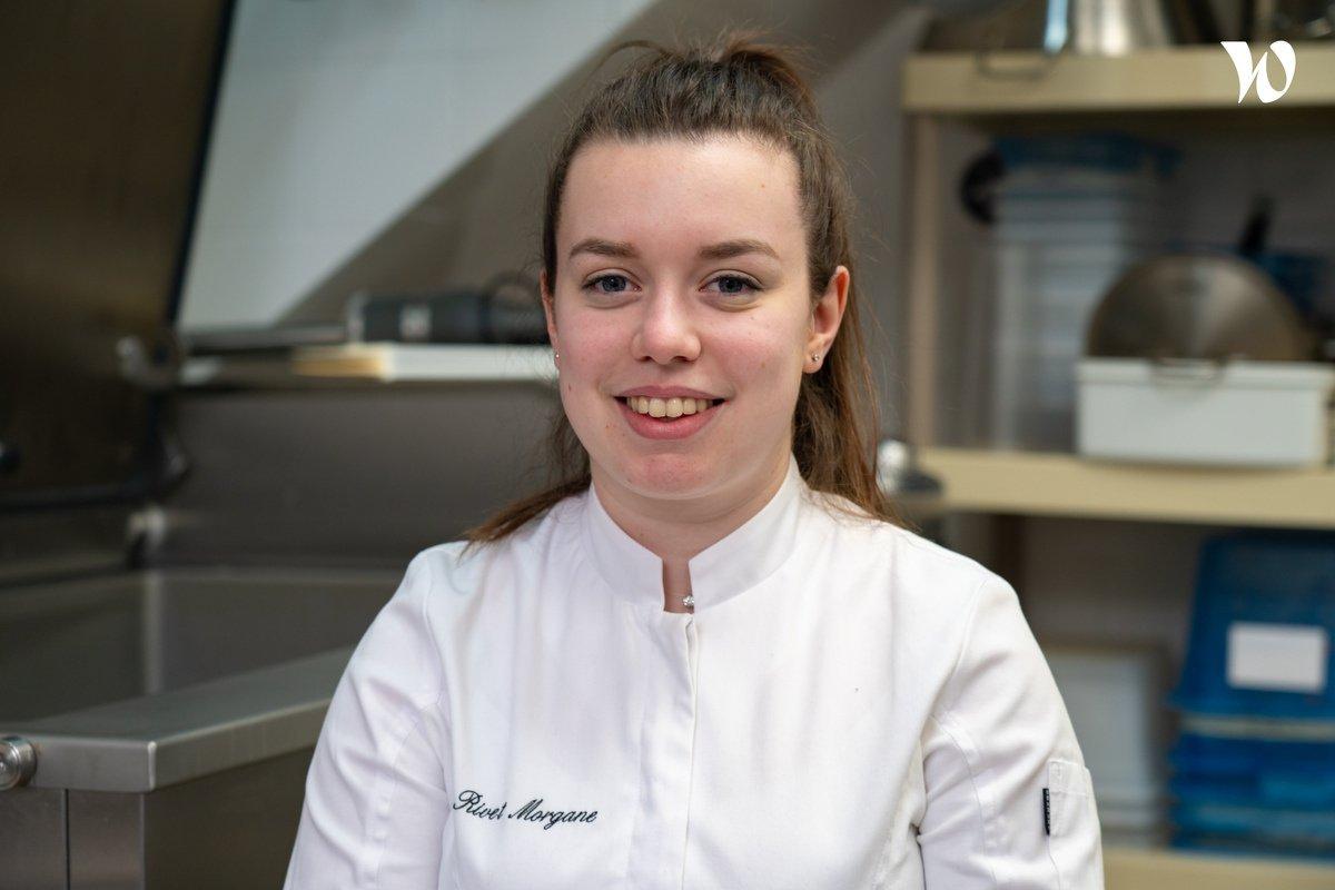 Rencontrez Morgane, Kitchen Ops - Cala