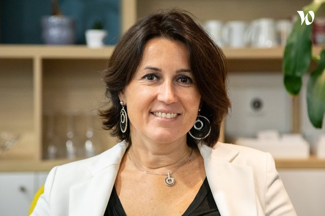 Rencontrez Florence, Directrice Commerciale - Sogelink
