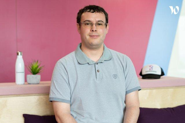 Rencontrez Julien, Lead Dev - Bankstore