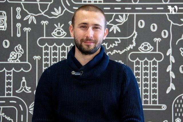 Rencontrez Fabio, Ingénieur Chercheur - Buawei