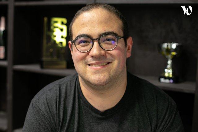 Rencontrez Maxime, Lead Tech - Teester