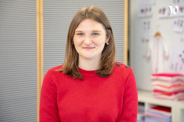 Rencontrez Pauline, Contrôleuse de gestion consolidation - PETIT BATEAU