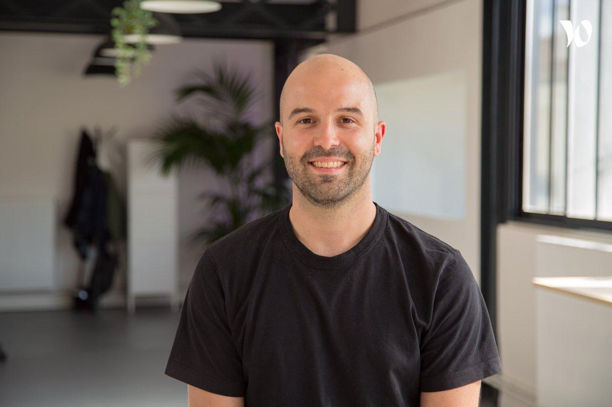 Rencontrez Hugues Leproux, Co fondateur et Directeur Général - WEEBY