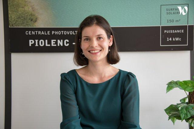 Rencontrez Daphnée, Contrat & Legal Manager (CORPORATE division) - Ciel & Terre International