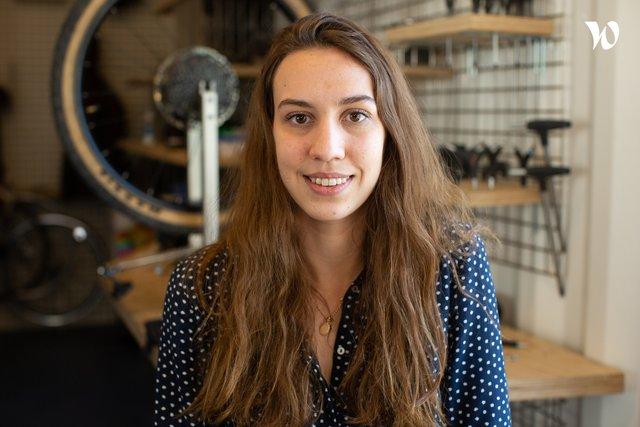 Rencontrez Anaïs, Business Development Manager - Cyclofix