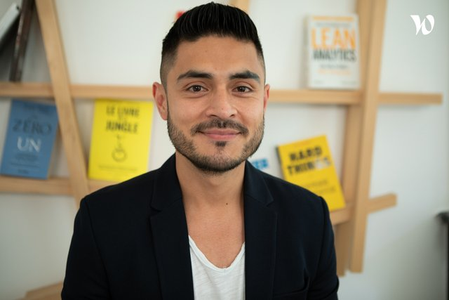 Rencontrez Fabian, CSM - WelcomeTrack