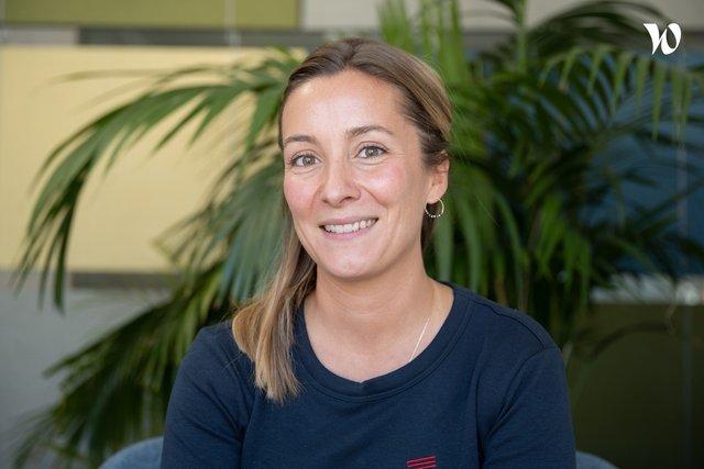 Rencontrez Chloé Mazens, Cheffe de projet - Groupement e-santé Occitanie