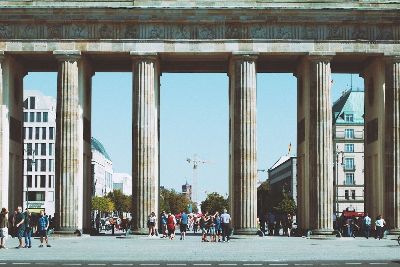 Partir travailler à Berlin 🇩🇪