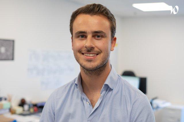 Rencontrez Guillaume, Directeur Innovation - GROUPE EMOSIA - Maison Berger Paris - Devineau