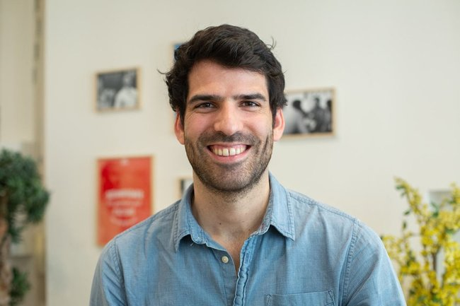 Rencontrez Matthieu, Président - Ticket for Change