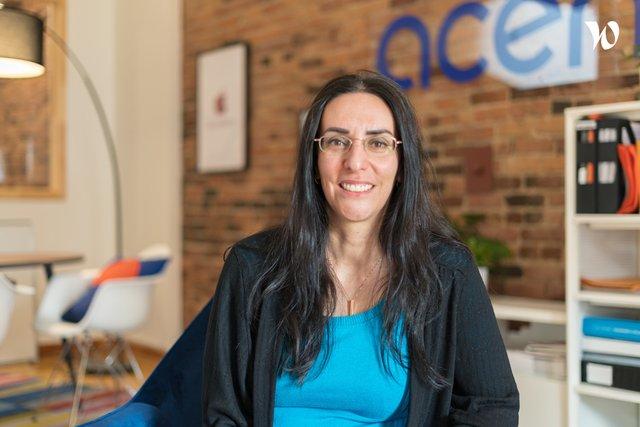 Rencontrez Tania, Développeuse Front-End - ACENSI Canada