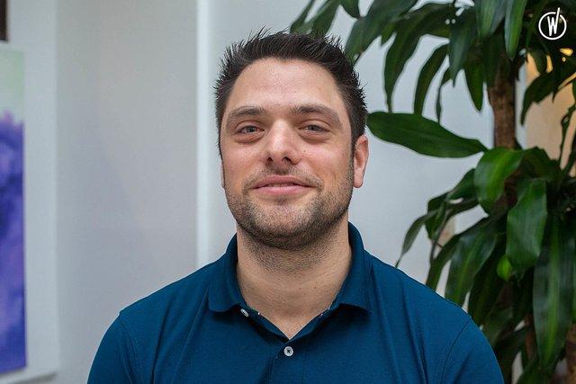 Rencontrez Lucas, Traffic Manager                                                                                                         Agence PumpUp Grenoble - PumpUp