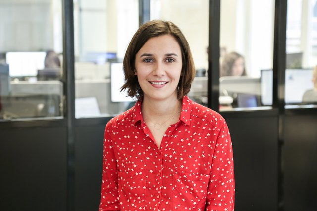 Rencontrez Camille, chef de projet digital learning - LEARNING TRIBES