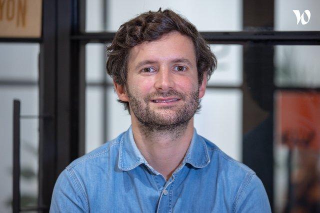 Rencontrez Antoine, directeur du développement - Ripayon