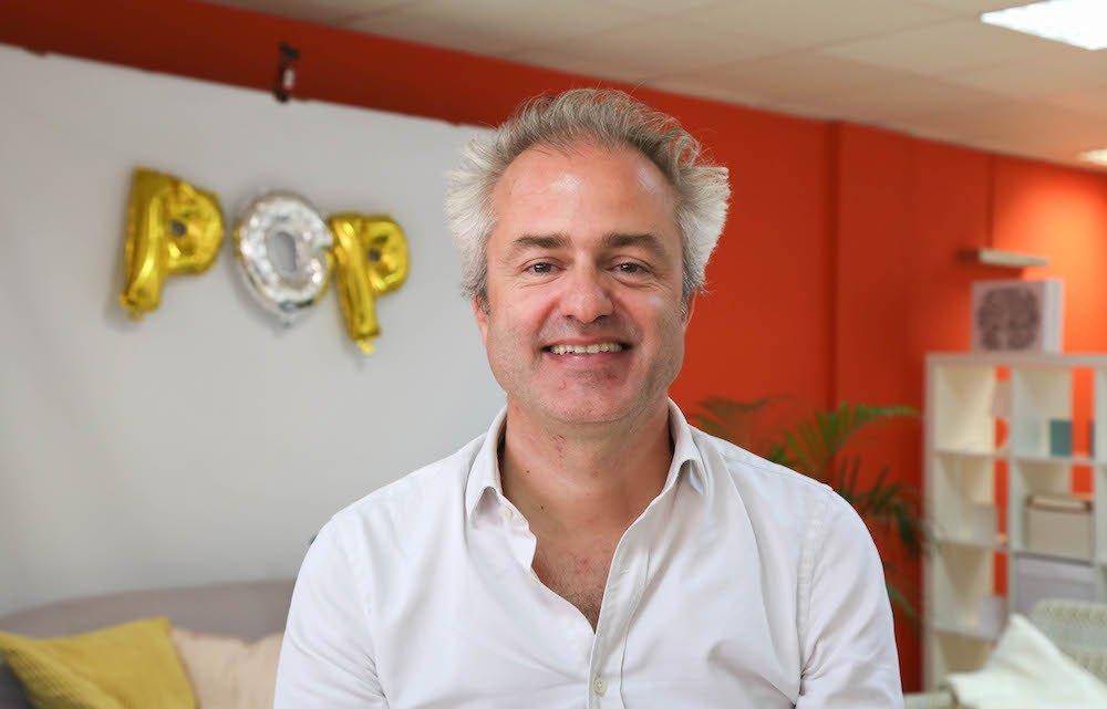 Conoce a Benoit, Founder y CEO - Popcarte