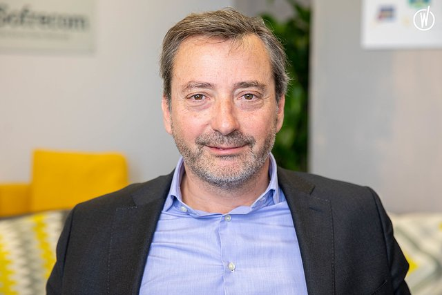 Rencontrez Rambert, Directeur Unité d'Affaires Business Consulting - Sofrecom