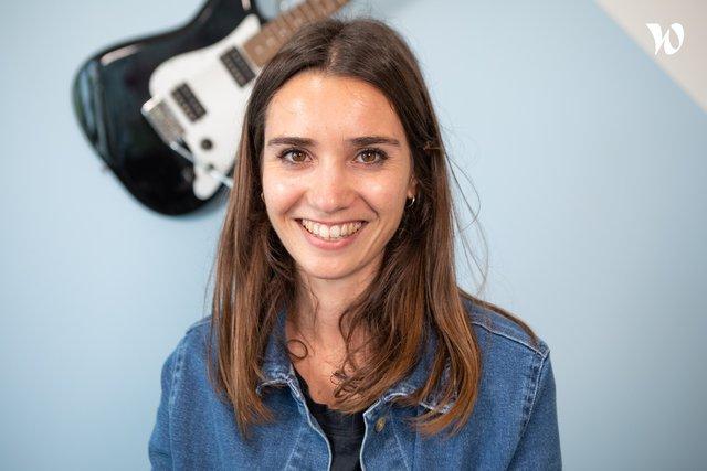 Rencontrez  Marie, Chef de projet e commerce - Agence Dn'D