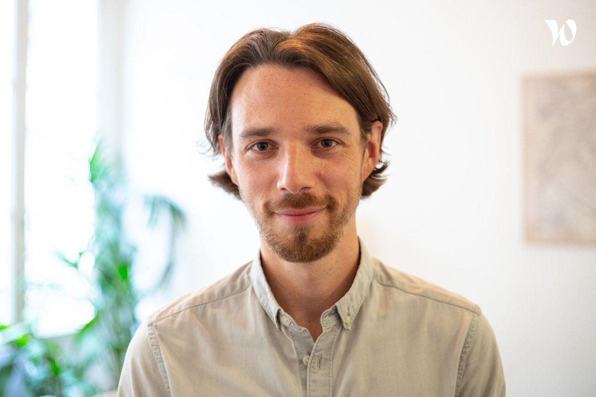 Rencontrez Maximillien, CEO - Sooyoos