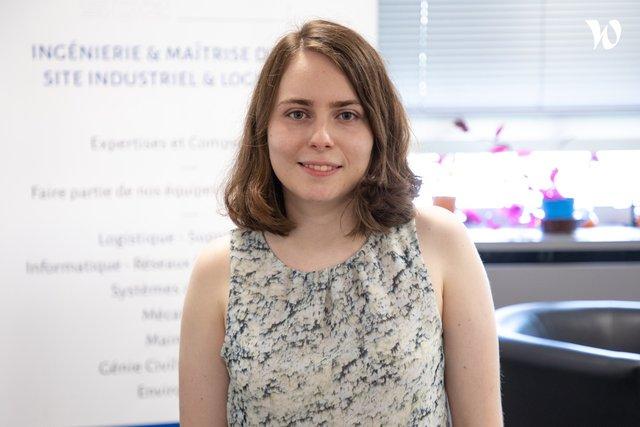 Rencontrez Victoria, Ingénieure Projet Logistique - SDZ ProcessRéa