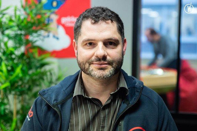 Rencontrez Guillaume, Chef de Projet Technique - GEKKO part of Accenture