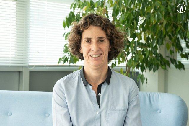Rencontrez Isabelle, Directrice de projets - Netfective Technology