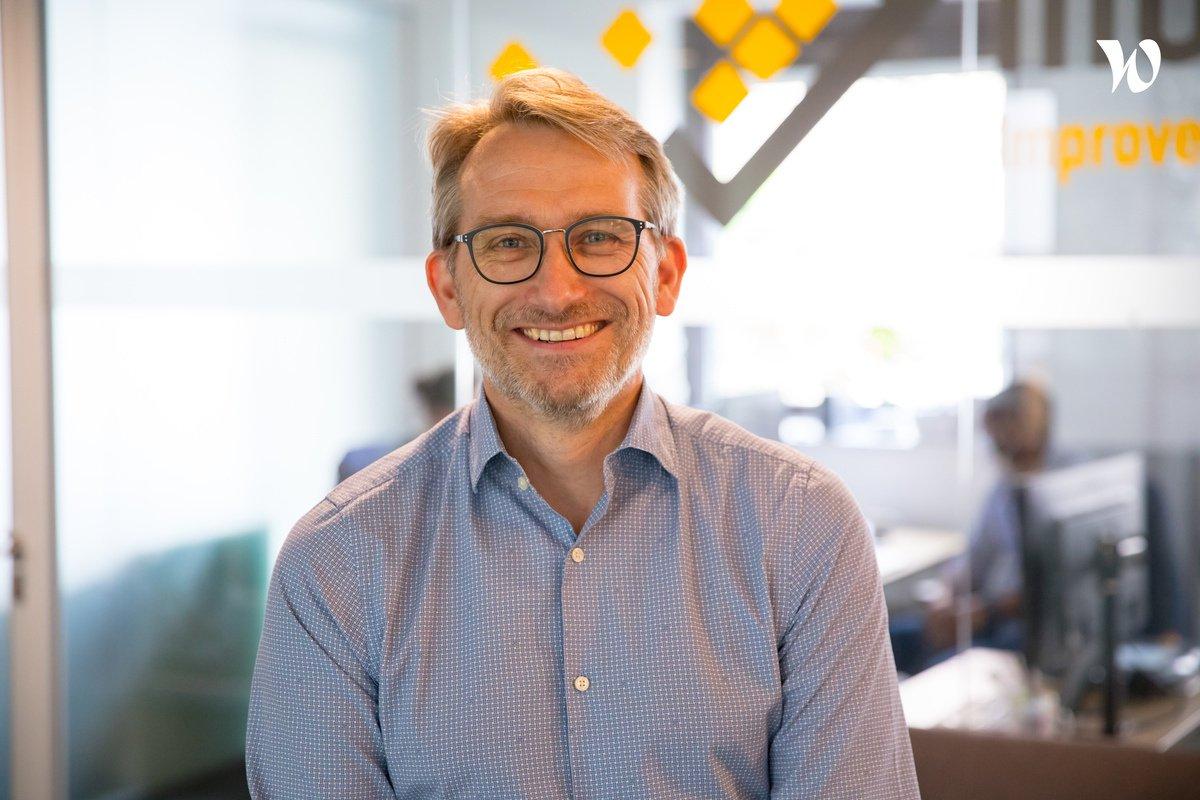 Rencontrez Laurent, Cofondateur & directeur général - InUse