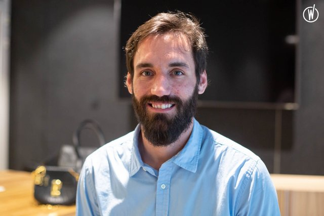 Meet Gonzalo, Chief Product Officer - Vestiaire Collective