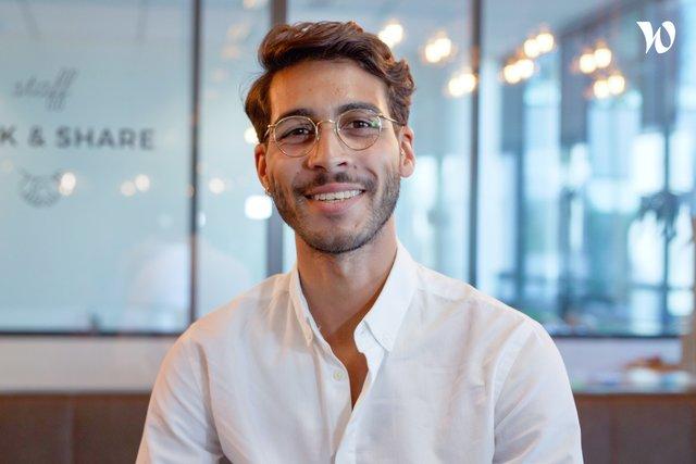 Rencontrez Anthony, Coworking Manager de Saint-Ouen - Work & Share