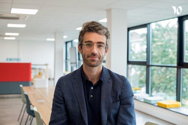 Meet Arthur, Marketing VP - Exotec