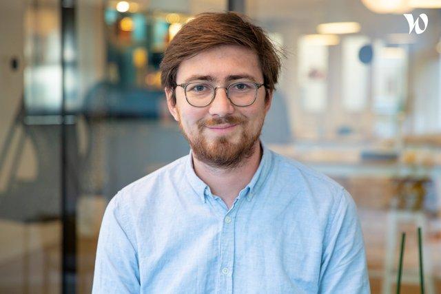 Rencontrez Mathieu, CEO - Merci Alex