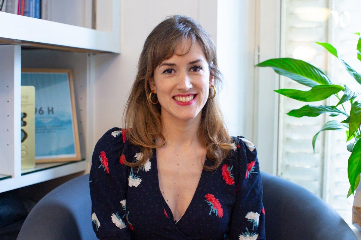 Rencontrez Adeline, Responsable commercial Italie - Affluences