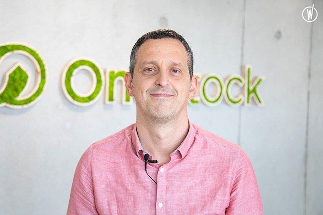 Meet Romulus, CEO - OneStock