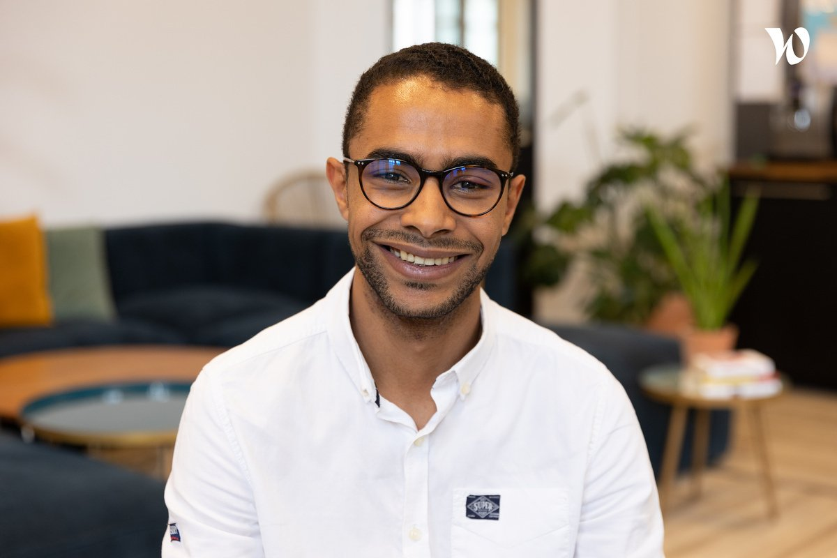 Meet Marouane, Candidate Relationship Manager - Next Station