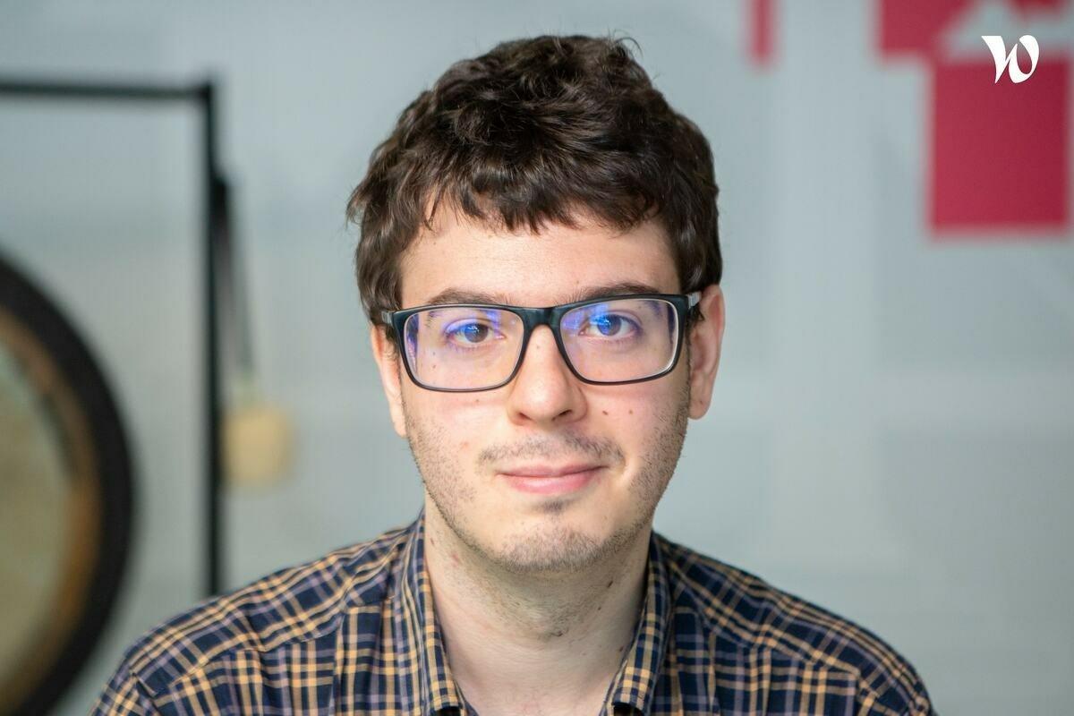 Rencontrez Maxime, Software Engineer - Odigo