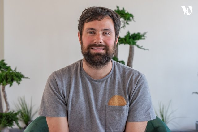 Rencontrez Sylvain, Product Manager - LUNI