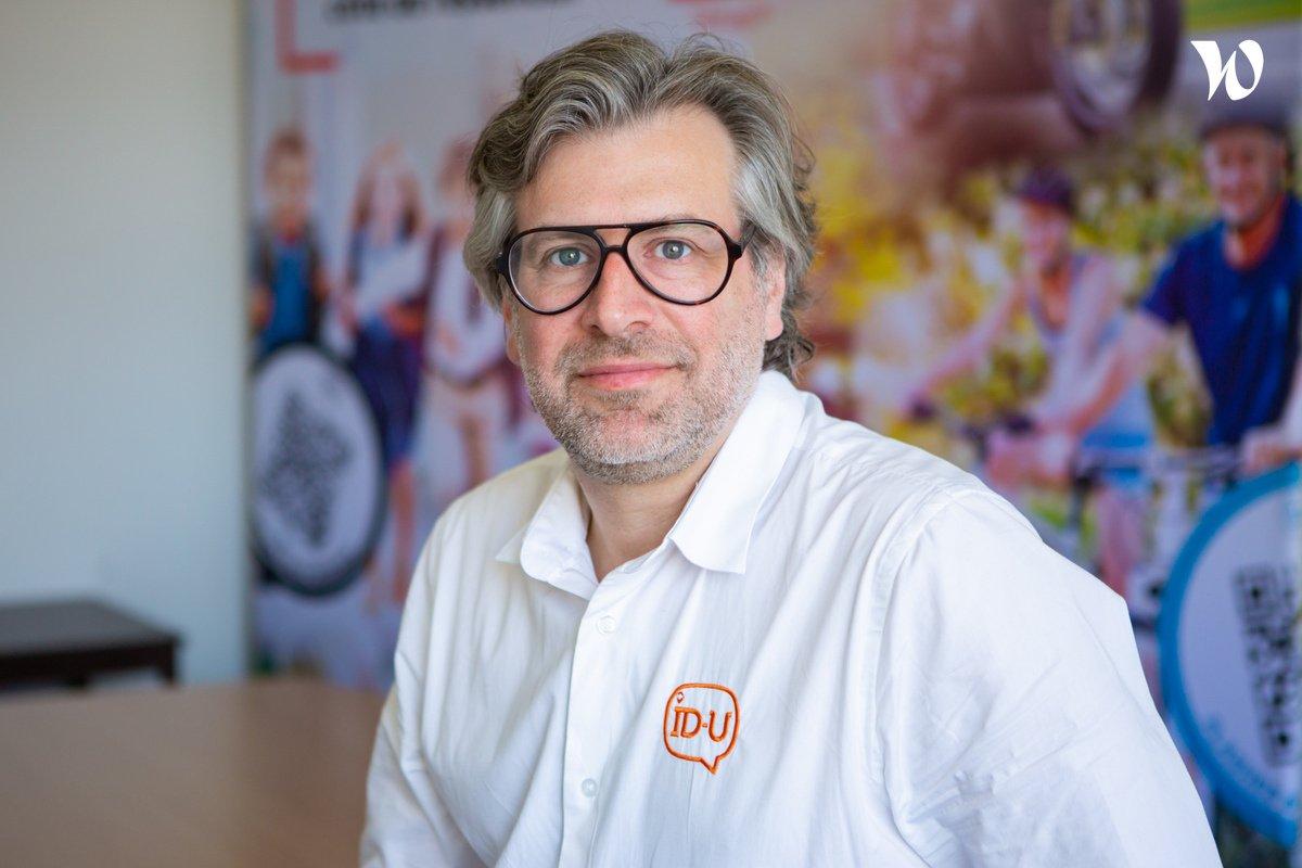 Rencontrez Mathieu, Dirigeant Fondateur - ID-U Santé