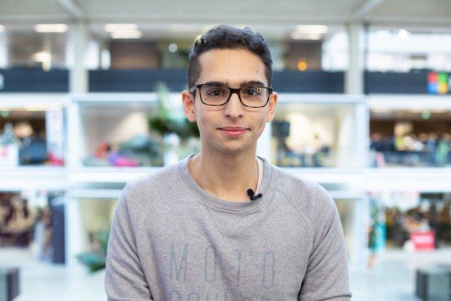 Rencontrez Khalil, Digital Marketing & Communication - Kobus Tech