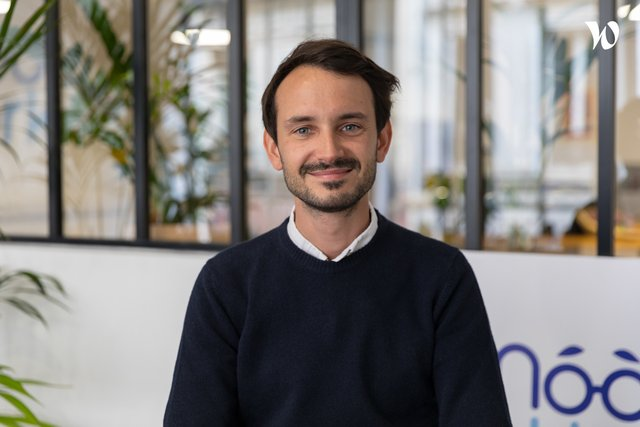 Rencontrez Léopold, Co-fondateur et COO - Moodwork