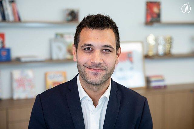 Meet Jérémy, Co-branding Manager - Groupe Bel