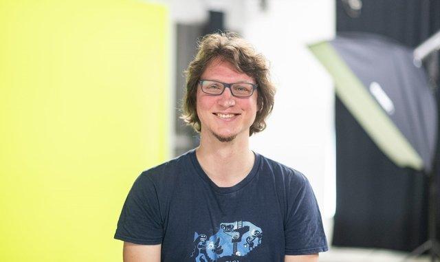 Jakub Holík, Lead Environment Artist - Warhorse Studios