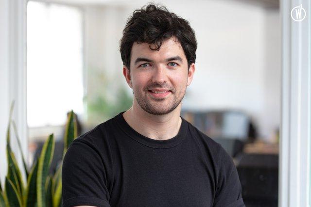 Rencontrez Maxime, COO & Co-fondateur  - WERO