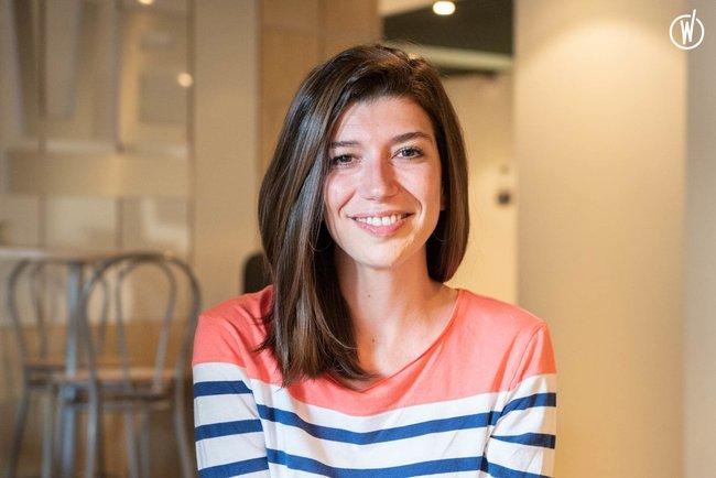 Rencontrez Bettina, Chef de Projet - Rendement Locatif