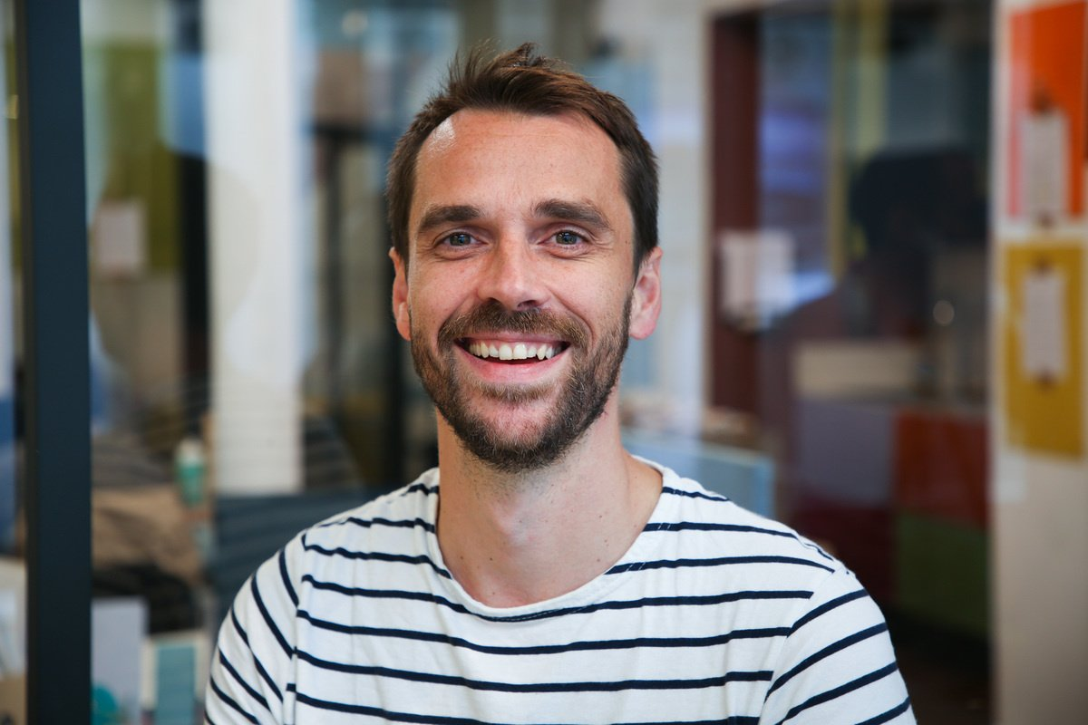 Rencontrez Maxime, Regional Opérations Manager - Deliveroo
