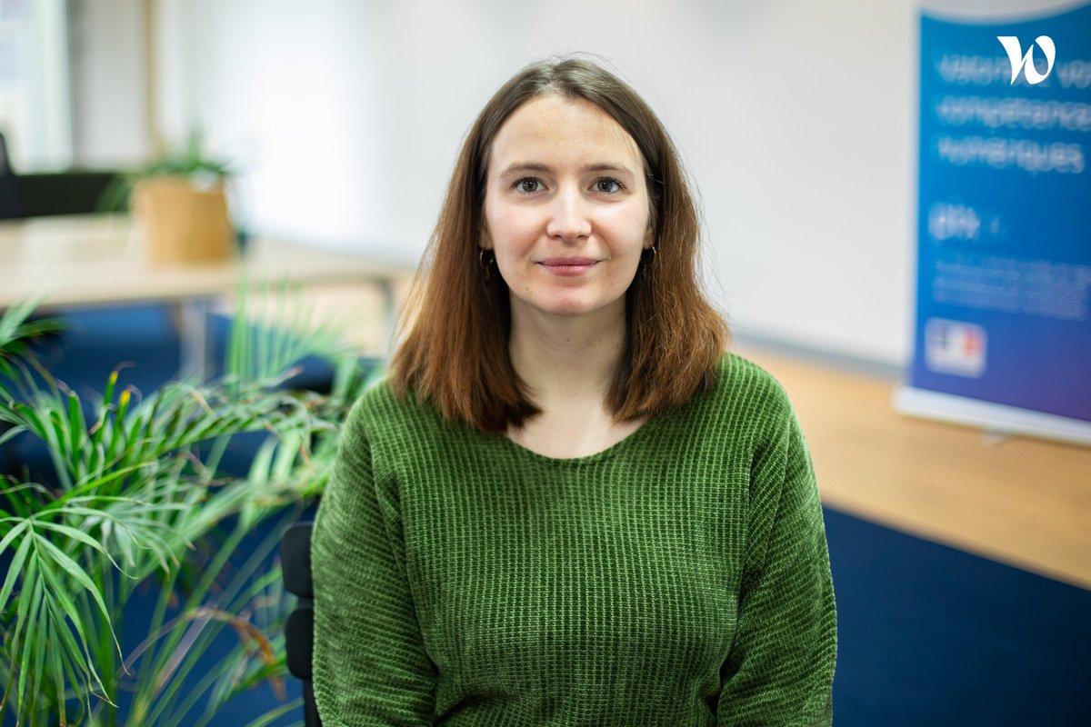 Rencontrez Julie, Conceptrice de défis pédagogiques - Pix