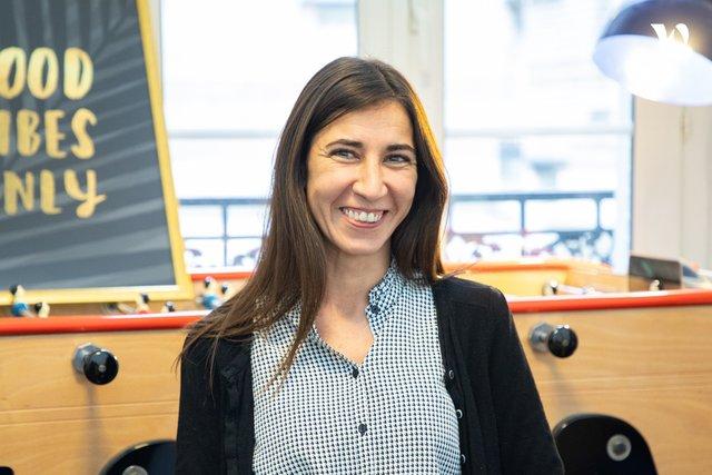 Rencontrez Angélique, Directrice d'Agence - OneSide
