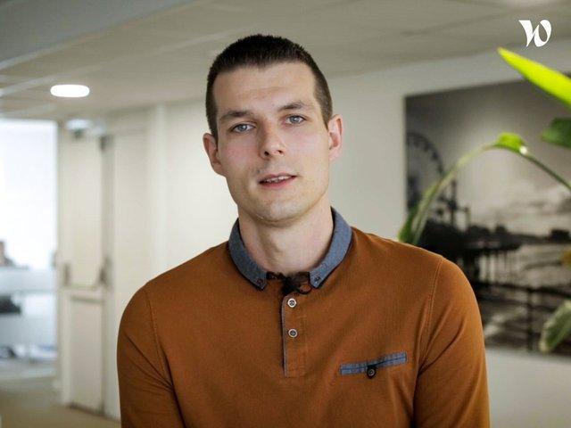 Rencontrez Arnaud, Chargé d'Affaires Signalisation - Study Technologies
